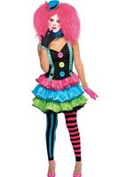 Teen Kool Klown Costume