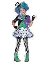 Teen Mad Hatter Costume [115492]