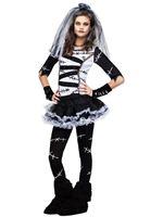 Teen Monster Bride Costume [121323]