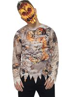 Teen Poison Pumpkin Costume