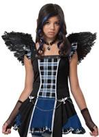 Teen Strangeling Raven Costume [04055]