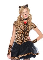 Teen Wicked Wildcat Costume [J48044]