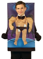 Teenie Weenies Male Stripper Costume [4006193]