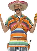 Adult Tequila Shooter Guy Costume [29233]