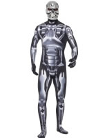 Adult Deluxe Terminator 2 Endoskeleton Costume [38217]