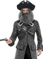 Terror of the Sea Deluxe Pirate Costume