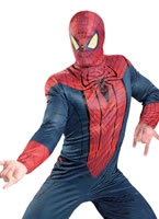 Adult Amazing Spiderman Costume [D42497]