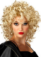 The Bad Girl Blonde Wig [70431]