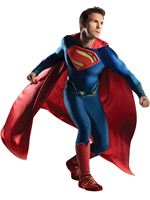 Adult Grand Heritage Superman Man of Steel Theatrical Costume [56317]
