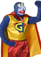 The Muppets Gonzo Costume