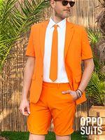 The Orange Oppo Summer Suit