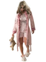 The Walking Dead Girl Zombie Costume [880356]