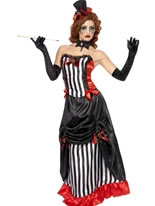 Adult Theatre Macabre Madame Vamp Costume [31804]