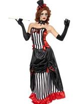 Adult Theatre Macabre Madame Vamp Costume [31804]