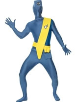 Adult Thunderbirds Second Skin Costume