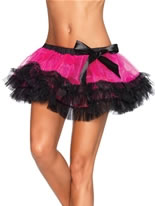 Tiered Bow Petticoat