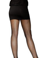 Tights Black Fishnet