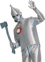 Tin Man Costume from Wizard of Oz