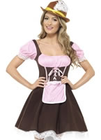 Adult Oktoberfest Tavern Girl Costume