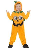 Toddle Pumpkin Costume