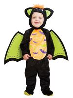 Toddler Iddy Biddy Bat Costume