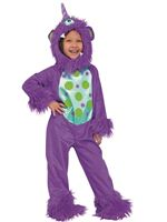 Toddler Lil Purple Monster Costume [116251PU]
