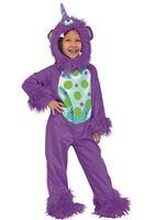 Toddler Lil Purple Monster Costume [116251PU]
