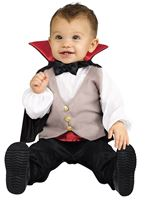 Toddler Lil Dracula Costume [116731]