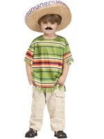 Toddler Little Amigo Costume