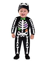 Toddler Mini Bones Costume