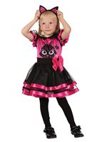 Toddler Pink Kitty Costume [CC068]