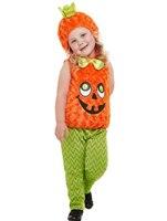 Toddler Pumpkin Costume [61131]