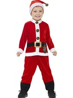 Toddler Santa Costume [21488]