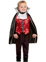 Toddler Vampire Costume [50798]