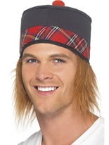Traditional Scottish Hat [38126]