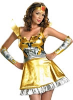 Transformers Bumble Bee Ladies Costume