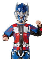 Transformers Optimus Prime Childrens Costume