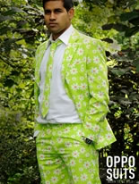 Robbie Flower Oppo Suit