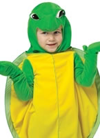 Turtle Childrens Costume [409505]