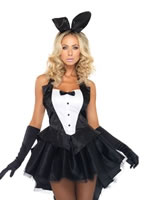 Adult Tux & Tails Bunny Costume [83951]