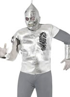 Twisted Tin Man Costume