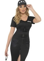 US Swat Woman Costume [22110]