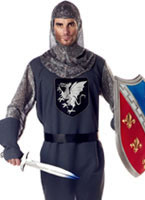 Valiant Knight Costume [01153]