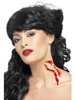 Vampire Bite Mutilation Scar
