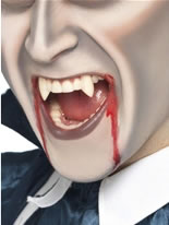 Vampire Fang Tooth Caps White [20701]