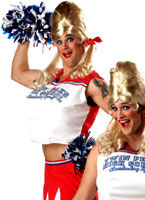 Adult Varsity Cheerleader Costume