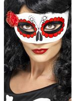 Adult Mexican Day of the Dead Eyemask