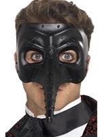 Venetian Gothic Capitano Mask [27656]
