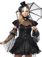 Adult Victorian Doll Costume [01144]
