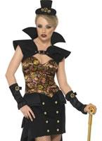 Adult Victorian Vampiress Costume [28708]